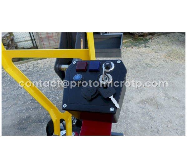 Mygale 800 Pro Bras 2200