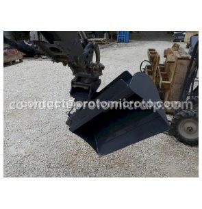 Godet Inclinable Hydraulique 90° 70cm de large